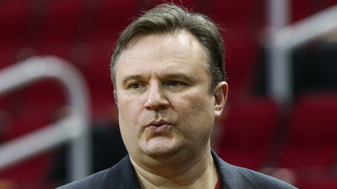 Daryl Morey hit with sizable fine for tweet about Steph Curry