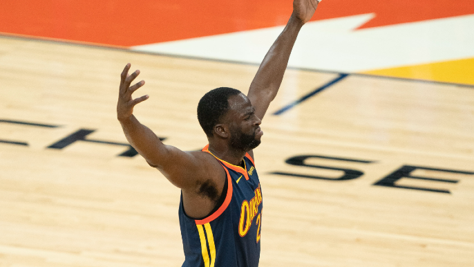Draymond explains why he should've won DPOY over Gobert, other finalists
