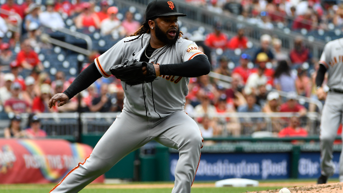 Giants' offense won't wake up in loss that finishes up miraculous split with Nationals