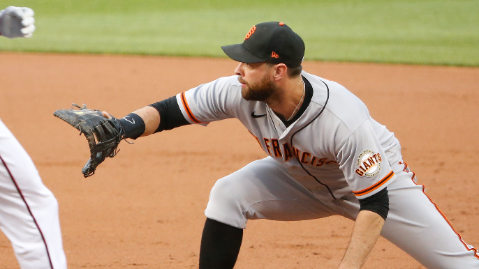 Taking stock of Giants' hitting issues, which are partly on injuries and partly on returning bats