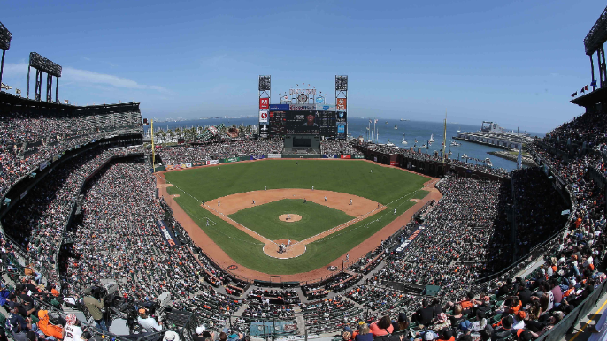 Giants-Phillies weekend series will only be available to watch on Peacock streaming service