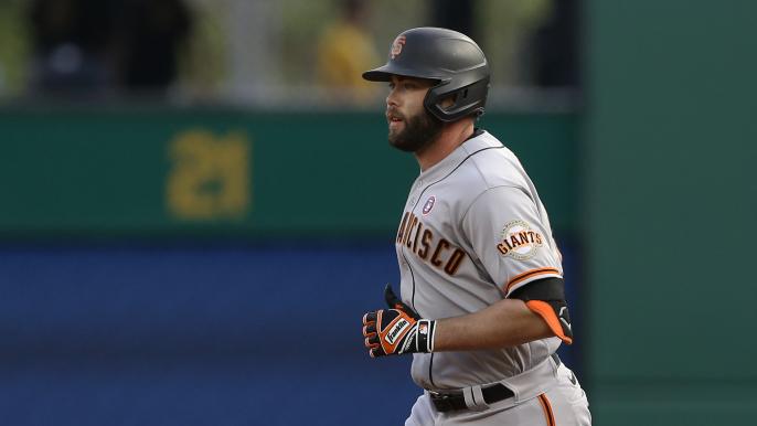 Big Giants bat getting closer, but hurdles remain before return