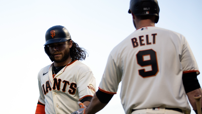 A whole bunch of Giants snap skids with bounce-back effort against Diamondbacks