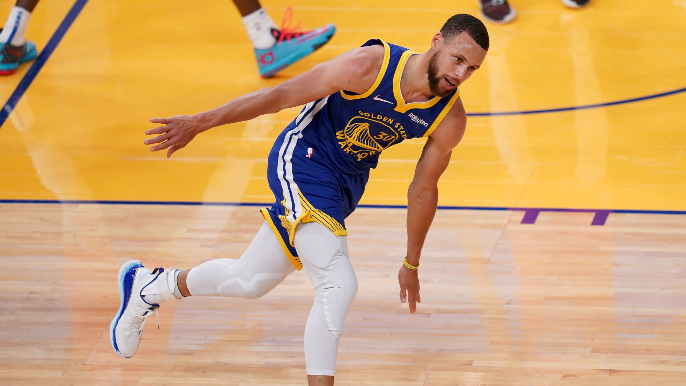 Stephen Curry named to All-NBA first team (again)