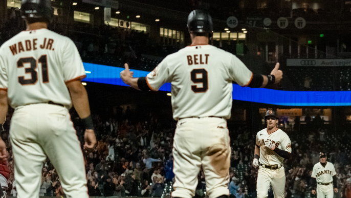How Giants pulled off incredible comeback, which started long before Yastrzemski's slam