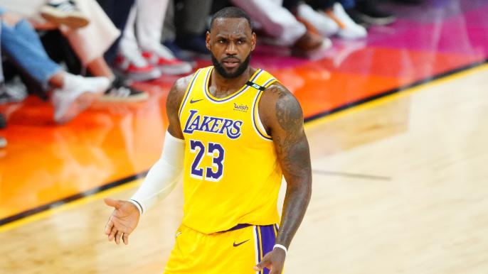 LeBron James rips NBA for rushing season following rash of playoff injuries
