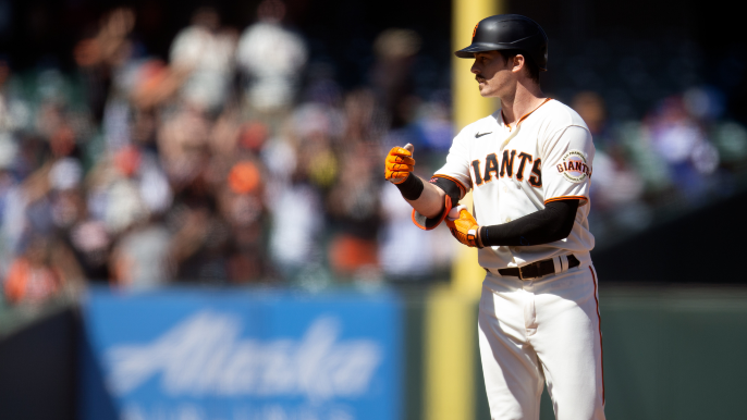 Mike Yastrzemski explains why Giants' unconventional coaching staff has been so effective