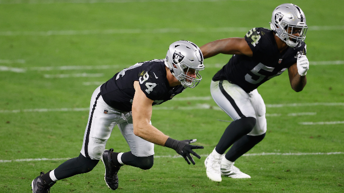 Raiders defensive end becomes first active NFL player to come out as gay