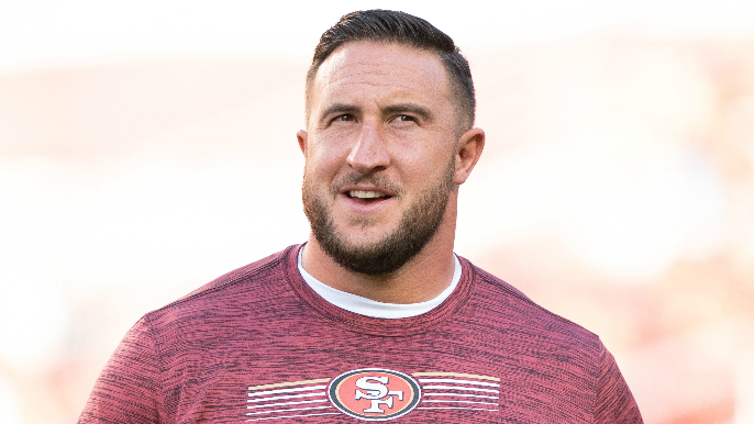Joe Staley weighs in on 49ers' quarterback competition