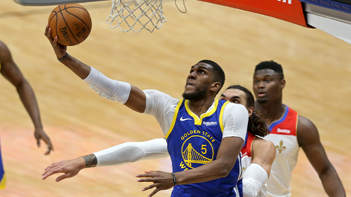 Kevon Looney exercises player option to return to Warriors [report]