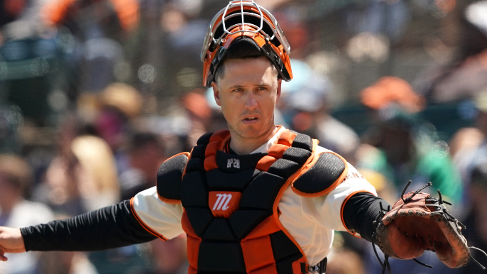 Giants' Buster Posey goes on IL, 'disappointed' to miss All-Star Game