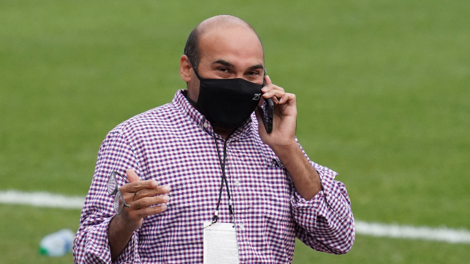 Giants' Farhan Zaidi on his biggest concern and hesitations before trade deadline