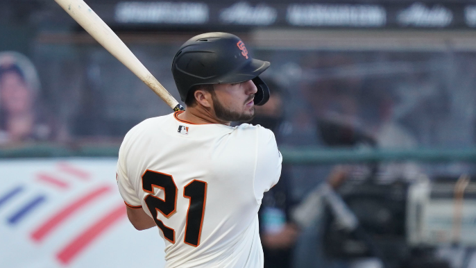 Giants' Joey Bart, who's 'better all-around player,' is getting another chance