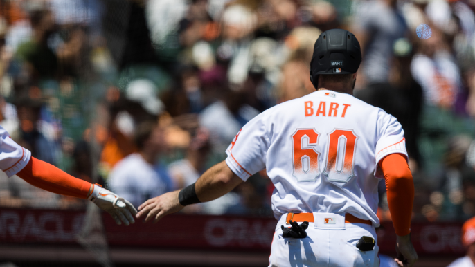 Giants do everything better than Nationals as wildly successful first half wraps up