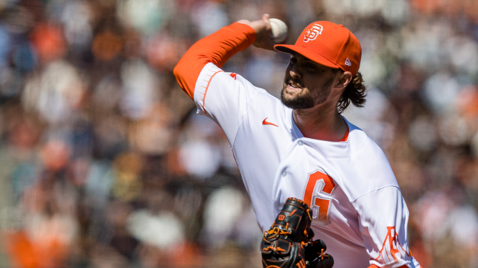 Giants option Tyler Beede, who will keep searching for command at Triple-A