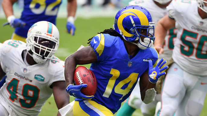 49ers sign Trey Sermon, claim former Rams WR off waivers