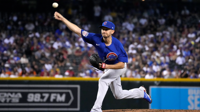 Jim Bowden has 'heard' Zaidi is looking at 3 outfielders, but believes he'll trade for Cubs starter
