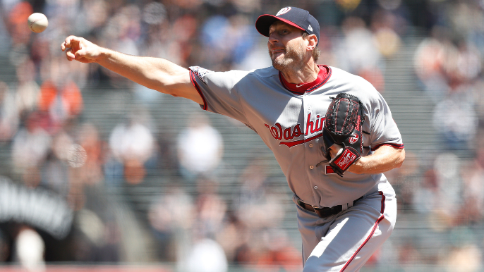 Two reports raise possibility of Giants trading for Max Scherzer