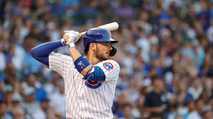 Giants have engaged Kris Bryant trade talks, Cubs interested in top prospect [report]
