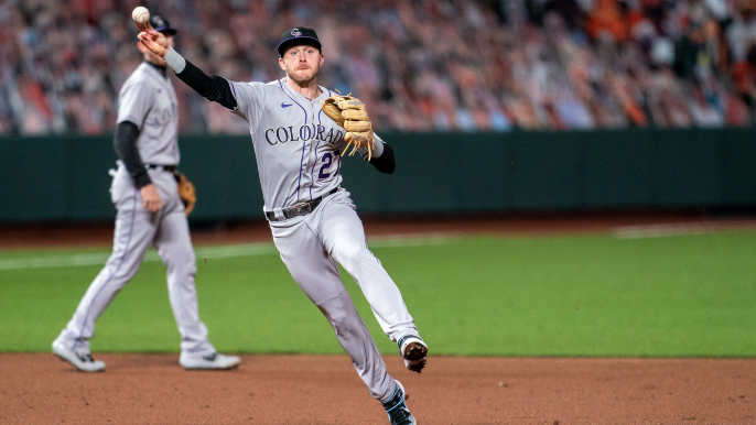 Giants reportedly interested in trading for two Rockies