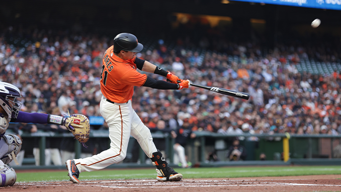 Giants stay red hot, collect sixth straight win after handling Rockies