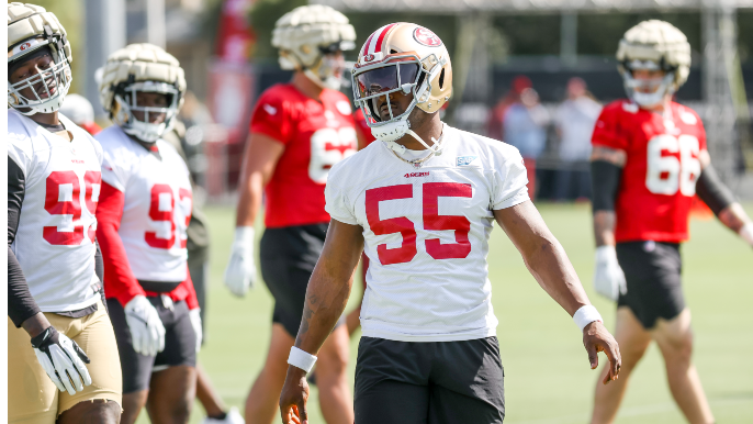 Takeaways from training camp after 49ers' final open practice is defense's best