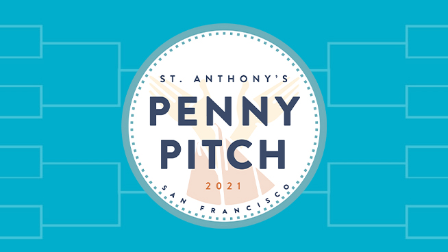 October 15th: St. Anthony's annual Penny Pitch