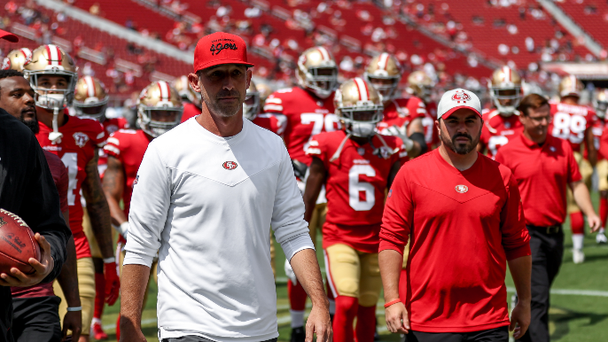 49ers announce moves as roster cut down to 53 players