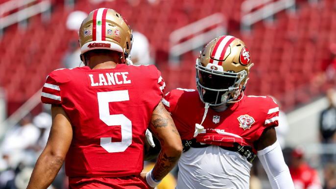 49ers Notebook: Lynch, Shanahan explain roster moves, and practice notes