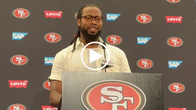 Josh Norman reveals months-long courtship before signing with 49ers