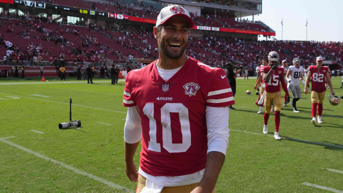 Murph: Why I'm high on the 49ers
