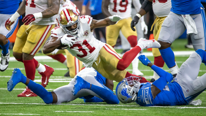 49ers early-season injury woes continue with brutal news on Verrett, Mostert