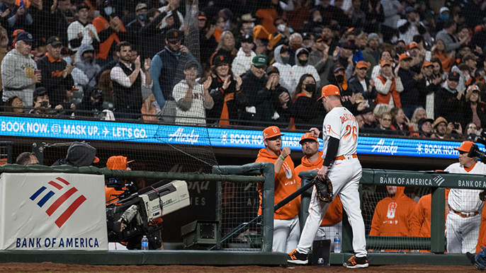 DeSclafani quality start sets up Giants for 6-1 win and for Wednesday