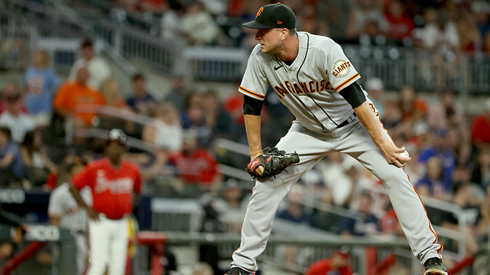 The bullpen has been one of the Giants' greatest strengths, but could it be vulnerable in October?
