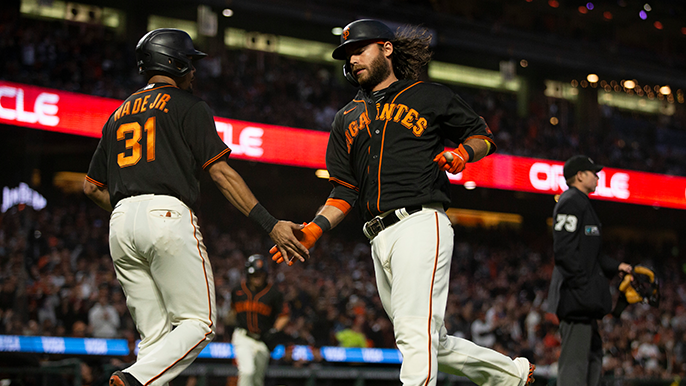 Giants shut down Braves for 2-0 victory