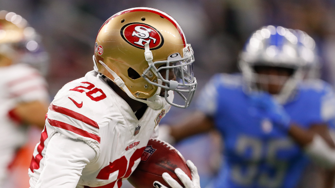 49ers inactives: A new rookie becomes a healthy scratch, but multiple players to debut