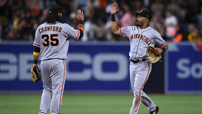 The Giants are MLB's best team in close games, and it showed again Tuesday
