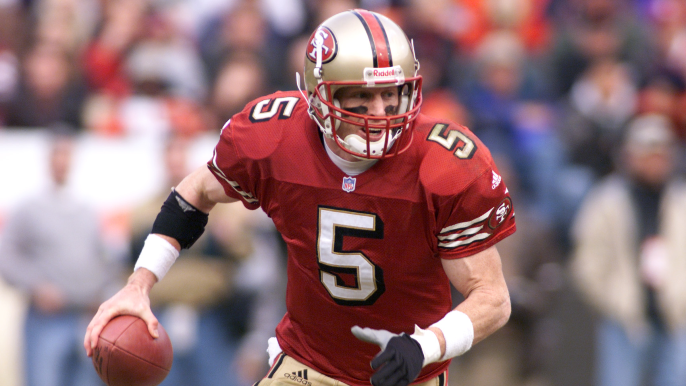 11 Former 49ers nominated for Pro Football Hall of Fame