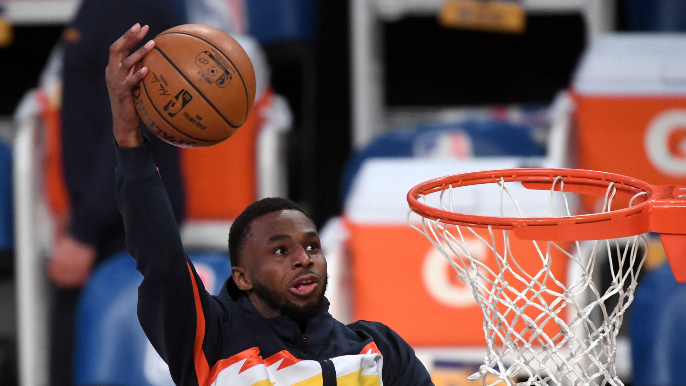 Andrew Wiggins has denied COVID vaccine, Warriors concerned about his availability [report]