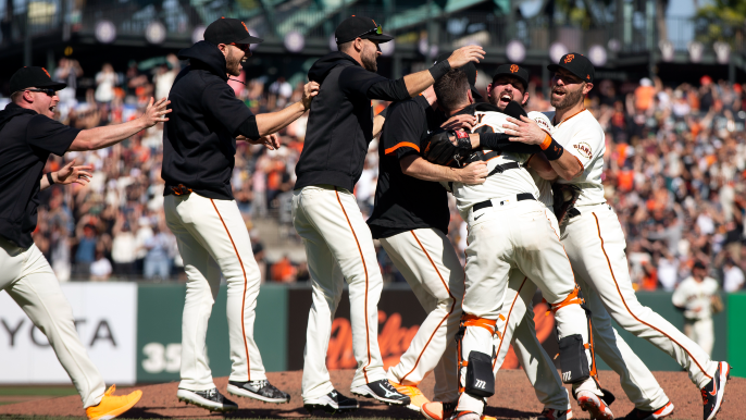 Murph: On Giants, Dodgers, October and how it's all almost too much to handle