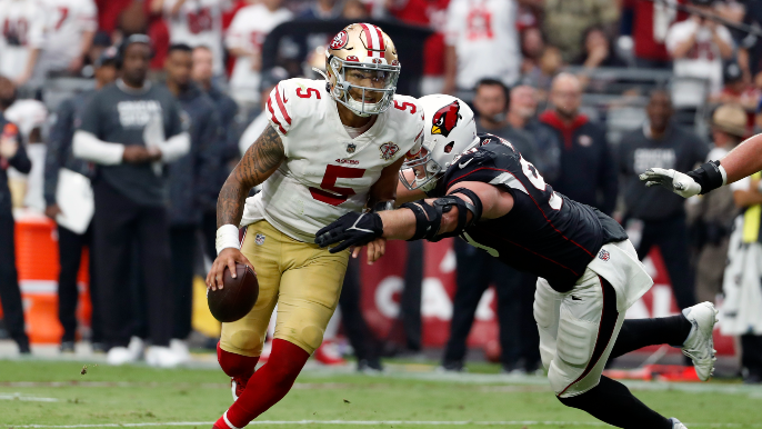Takeaways after Trey Lance makes first start, 49ers fall to undefeated Cardinals
