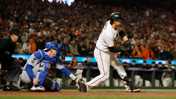 Krukow 'hurt' by postgame scene at Oracle after check-swing call