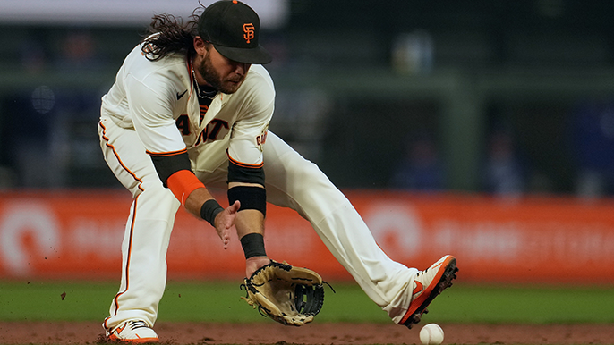 2 Giants named finalists for Players Choice NL Comeback Player of the Year