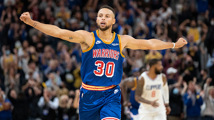 Warriors marvel at Stephen Curry's magnificent 45-point outburst