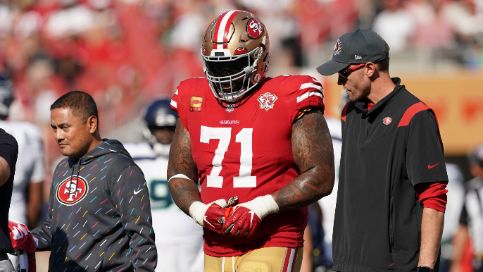 Bye week provides no reprieve as 49ers dealt multiple injury blows before Colts matchup