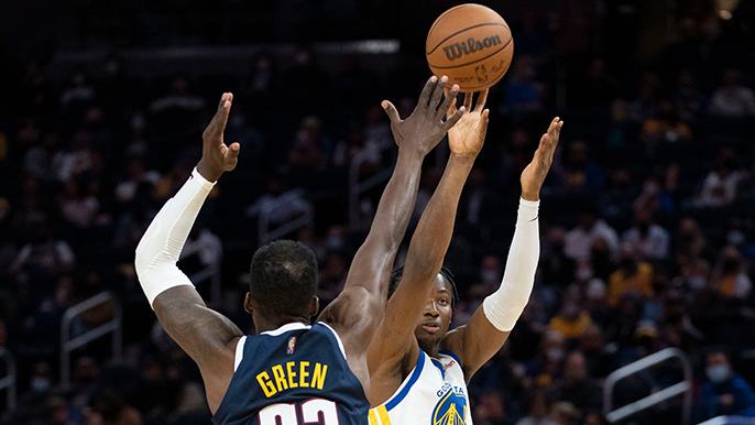 Kuminga nearing NBA debut