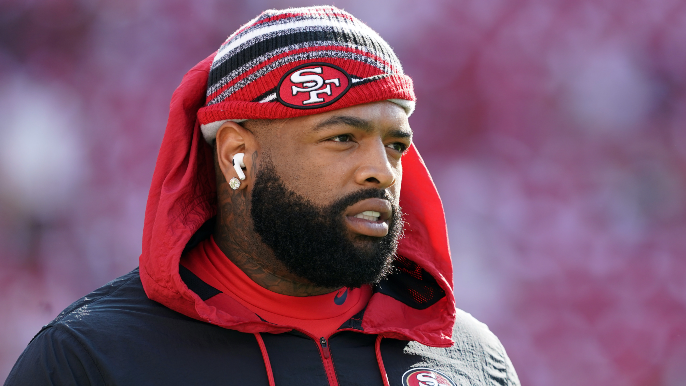 49ers announce inactives against Colts, as Trent Williams hopes evaporate