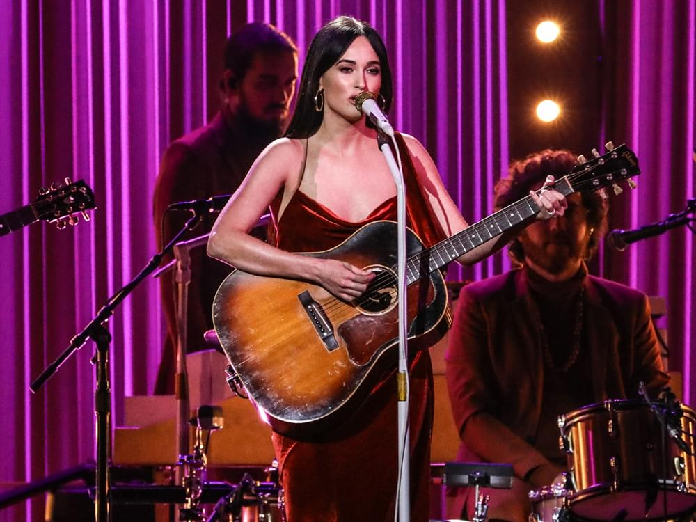 "Kacey Musgraves Releases New Rendition of ""Oh What a World"" in Celebration of Earth Day [Watch New Video]"