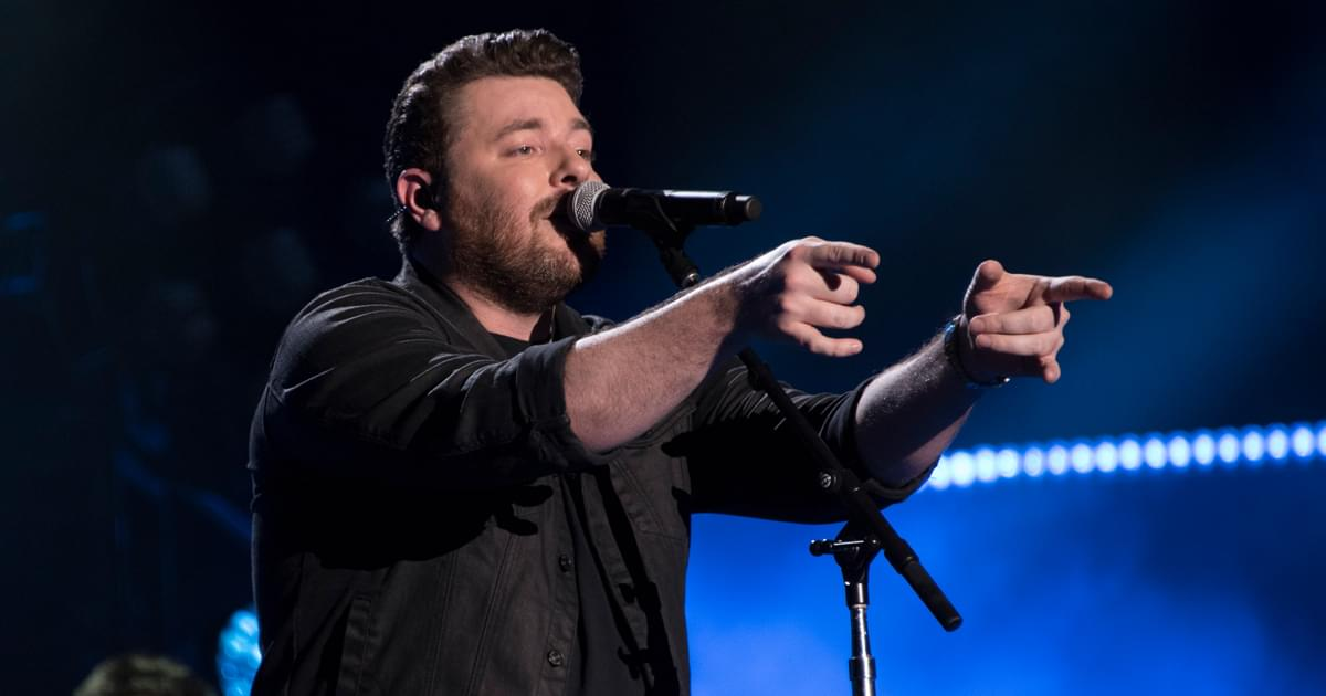 "Chris Young Releases Touching New Single, ""If That Ain't God"" [Listen]"