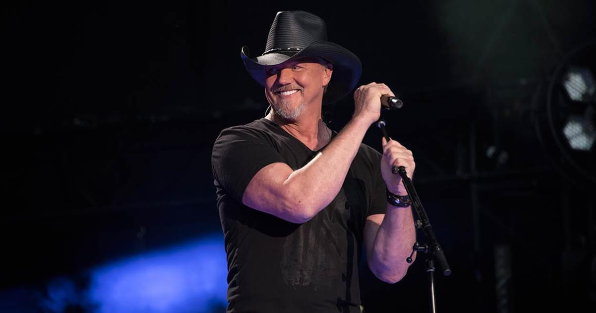 """Trace Adkins to Release New EP, """"Ain't That Kind of Cowboy,"""" on Oct. 16"""